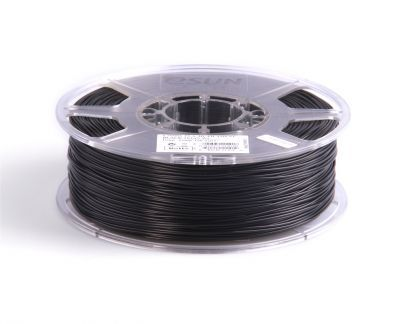 Esun 2.85 mm Black ABS+ Plus Filament