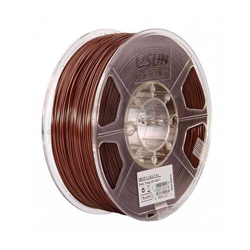 Esun 2.85 mm Brown ABS+ Plus Filament