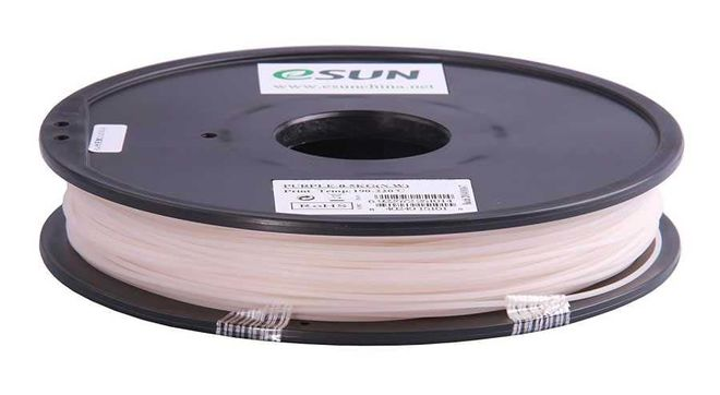 Esun 2.85 mm Colour Changing Filament - White to Red