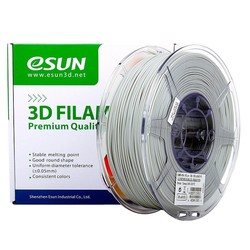Esun - Esun 2.85 mm Fosforlu Mavi PLA+ Filament - Luminous Blue