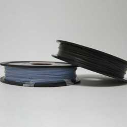 Esun - Esun 2.85 mm Isıyla Renk Değiştiren Filament - Griden Beyaza