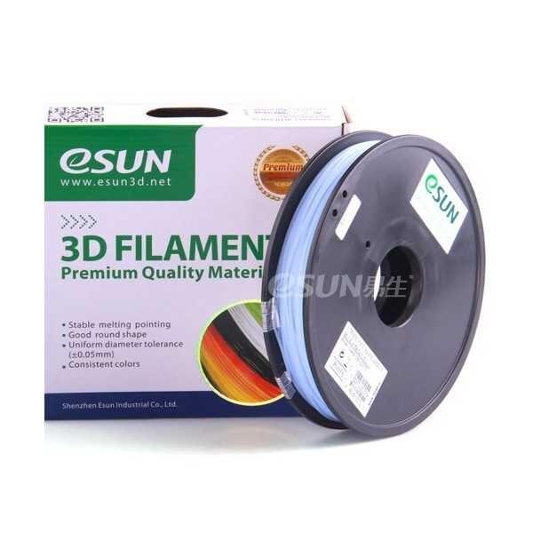 Esun 2.85 mm Isıyla Renk Değiştiren Filament - Maviden Beyaza
