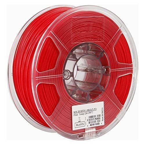 Esun 2.85 mm Kırmızı PETG Filament - Solid Red