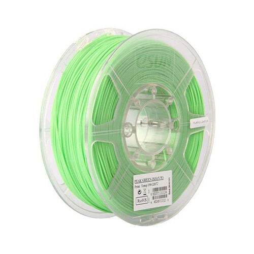 Esun 2.85 mm Peak Green ABS+ Plus Filament
