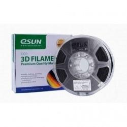 Esun 2.85 mm Siyah PETG Filament - Solid Black - Thumbnail