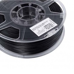 Esun - Esun 2.85 mm Siyah PETG Filament - Solid Black