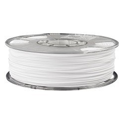 Esun 2.85 mm Solid White PETG Filament - Thumbnail