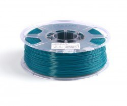Esun - Esun 2.85 mm Yeşil ABS+ Plus Filament - Green