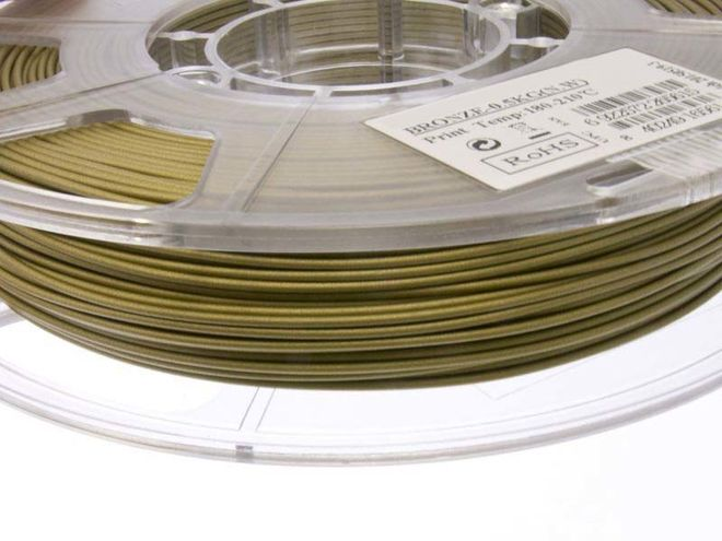 Esun 3 mm Bronze Filament 500 GR