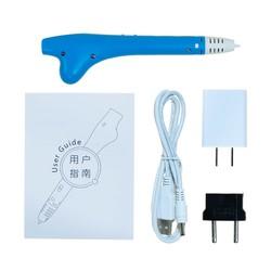 Esun 3D Printing Pen LTP5.0 Blue - Low Temperature - Thumbnail