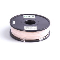 Esun - Esun UV Light Based Color-Changing Filament - Natural to Purple