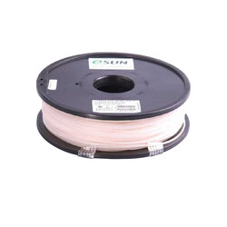 Esun - Esun 1.75 mm UV/Güneş Işığıyla Renk Değiştiren Filament - Naturalden Kırmızıya