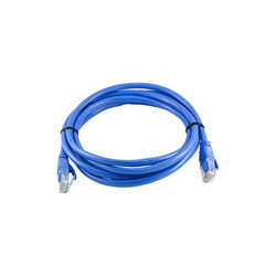 China - Ethernet Kablosu CAT6 - 2 Metre