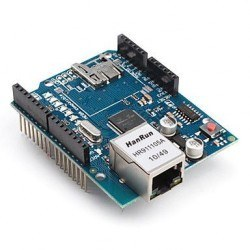Robotistan - Ethernet Shield (Wiznet W5100) for Arduino