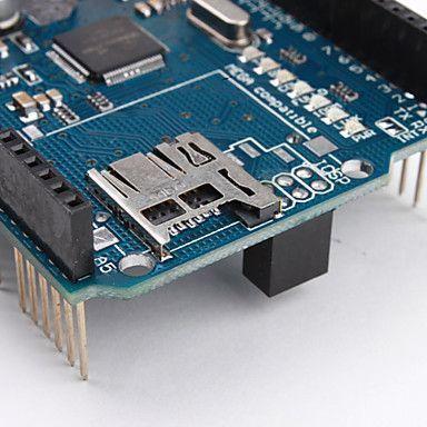 Ethernet Shield (Wiznet W5100) for Arduino