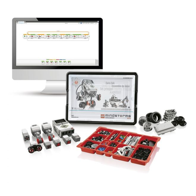 EV3 LEGO Mindstorms Education, Ana Set