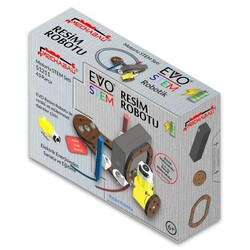 Mechabau - EVO Painting Robot STEM Education Kit