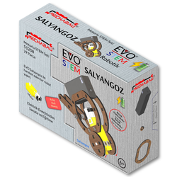 Mechabau - EVO Snail STEM Education Kit