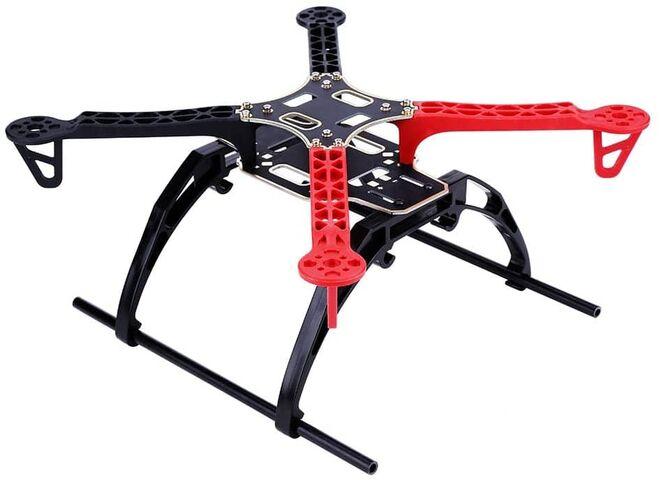 F330 Drone Gövde Kiti - Kızaklı