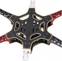 F550 Hexacopter Frame Gövdesi - Drone Multicopter Frame - Thumbnail