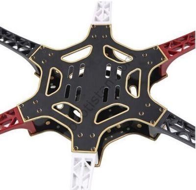 F550 Hexacopter Frame Gövdesi - Drone Multicopter Frame