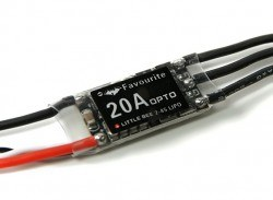 Robotistan - Favourite Little Bee 20A 2-4S ESC (No BEC)