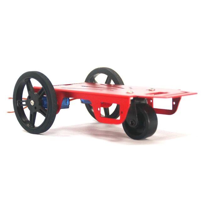 FEETECH 2WD Electronic Educational Robotic Platform FT-MC-001