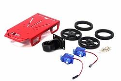 FEETECH 2WD Electronic Educational Robotic Platform FT-MC-001 - Thumbnail