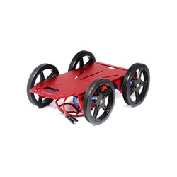China - FEETECH 4WD Mini Robot Mobile Platform Kit FT-MC-003