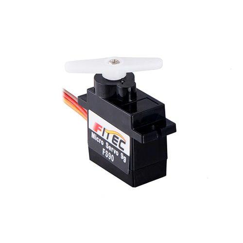 Feetech FS90-FB Mikro Servo Motor (Pozisyon Geri Bildirimli)