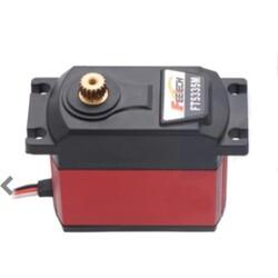 FEETECH FT5335M-FB Ultra Yüksek Torklu - Yüksek Voltajlı Dijital Servo Motor (Pozisyon Geri Beslemeli) - Thumbnail