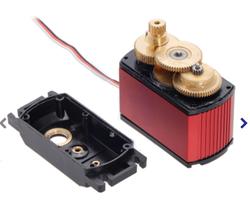 FEETECH Ultra-High-Torque, High-Voltage Digital Giant Servo FT5335M-FB with Position Feedback - Thumbnail