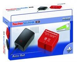 Fischertechnik - Fischertechnik Eklenti Paketi - Akü Seti
