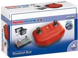 Fischertechnik - Fischertechnik Eklenti Paketi - Control Set