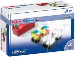 Fischertechnik - Fischertechnik Eklenti Paketi - Led Set