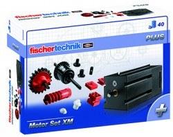 Fischertechnik - Fischertechnik Eklenti Paketi - Motor Set XM