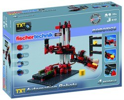 Fischertechnik - Fischertechnik Otomasyon Robotları