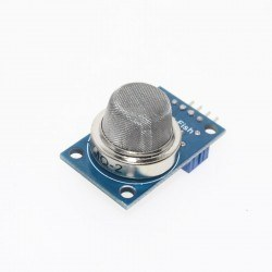 Flammable Gas and Smoke Sensor Board - MQ-2 - Thumbnail