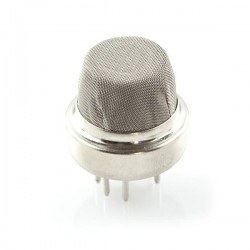 Robotistan - Flammable Gas & Smoke Sensor MQ-2