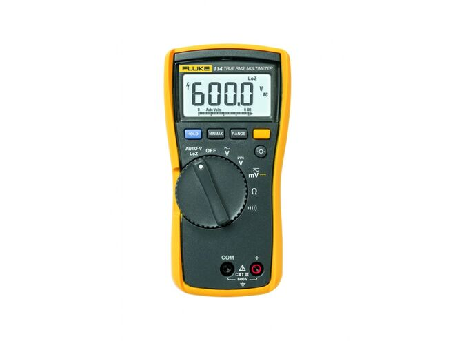Fluke 114 True RMS Multimetre