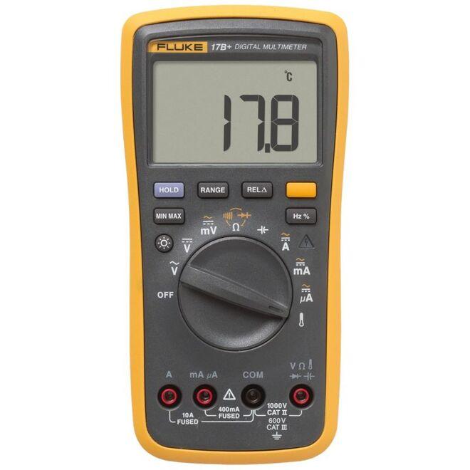 Fluke 17B+ Dijital Multimetre