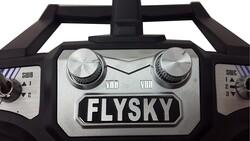Flysky FS-i6 2.4GHZ 6 Kanal Alıcı-Verici Kumanda (Entegre LCD Ekran) - Thumbnail