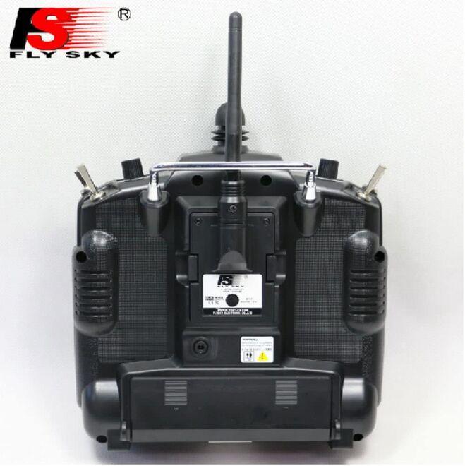 FlySky FS-TH9X 2.4G 9CH Radio Model Transmitter & Receiver For Airplane