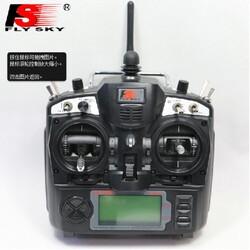 Flysky FS-TH9X 2.4GHZ 9 Kanal Alıcı-Verici Kumanda (Entegre LCD Ekran) - Thumbnail
