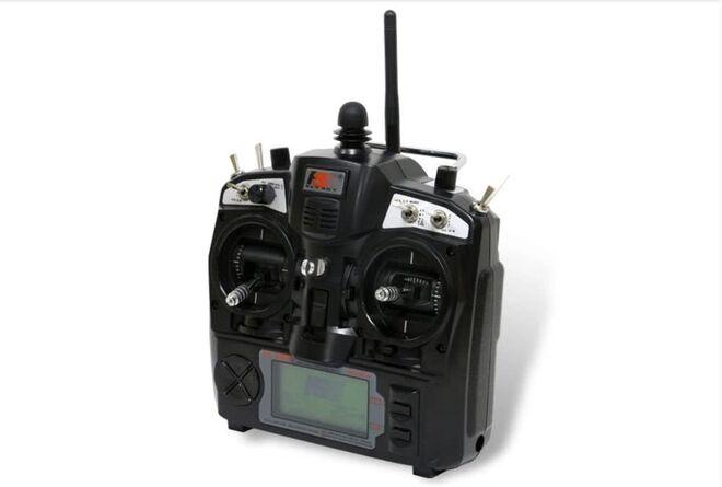 Flysky FS-TH9X 2.4GHZ 9 Kanal Alıcı-Verici Kumanda (Entegre LCD Ekran)
