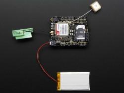 Fona SIM808 GSM/GPS Shield - Thumbnail