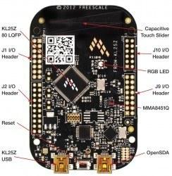 FRDM-KL25Z Development Board - Thumbnail