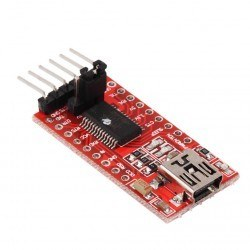 FTDI Programlama Kartı (3.3 V - 5 V Seçilebilir) - Thumbnail