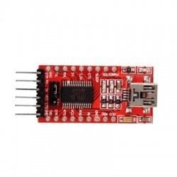 FTDI Programlming Board (3.3V - 5V Option - Thumbnail