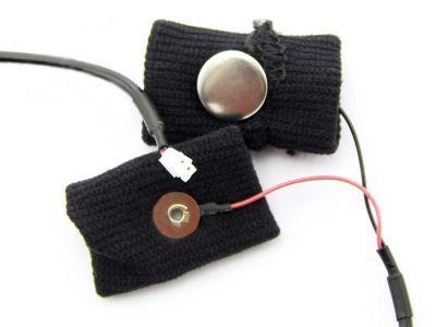 Galvanic Skin Response (GSR) Measurement Sensor - Lie Detector